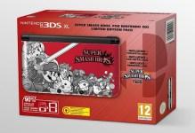 Nintendo 3DS XL Edición Limitada + Super Smash Bros.