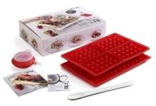 Kit para elaborar gofres Lékué