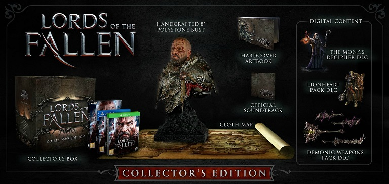 Lords Of The Fallen - Collector's Edition