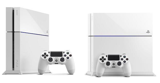 Consola PlayStation 4 Color Blanco
