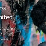 Amazon Music Unlimited SIN anuncios