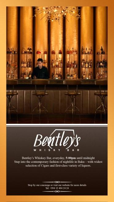 Bentley`s Bar