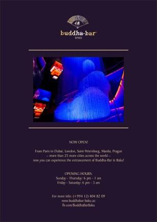 Buddha Bar Baku