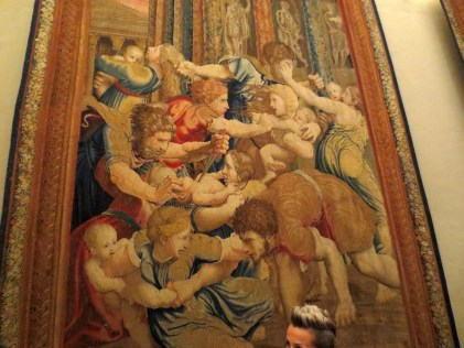 The Massacre of Innocents tapestry