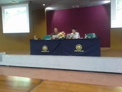 Rakor Pengelola Website dibuka oleh Rektor UM, Prof. Dr. AH. Rofi'uddin, M.Pd