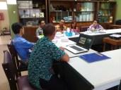 Tim Subbag Sistem Informasi UNPAR Berkunjung ke Subbag SI-UM