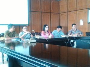 Rapat Kerja Evaluasi Program