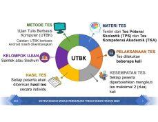 Materi Jumpa Pers Sistem Seleksi Masuk PTN 2019 | Slide-5
