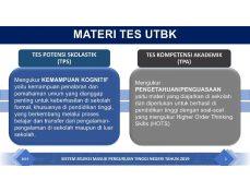 Materi Jumpa Pers Sistem Seleksi Masuk PTN 2019 | Slide-6
