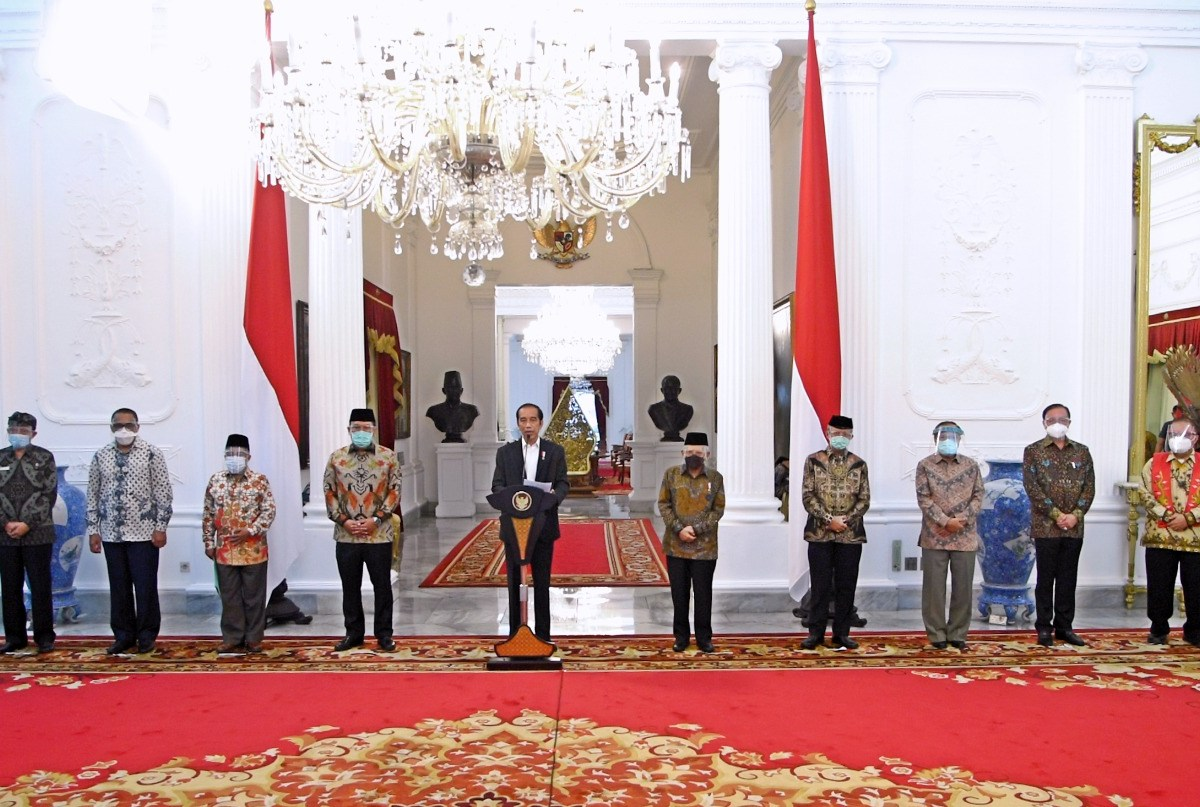 Jokowi: Indonesia kecam keras presiden prancis