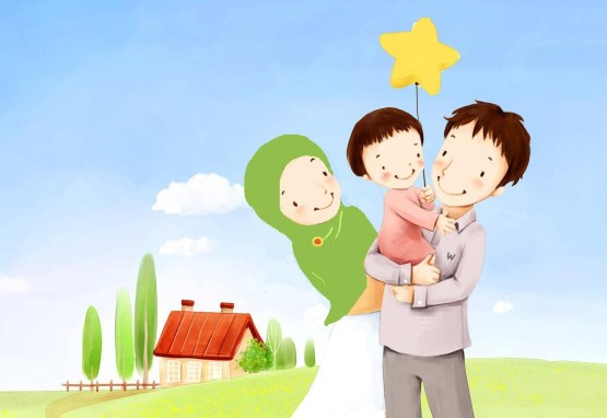 Kusus dewasa Gambar Kartun Muslimah Ibu Dan Anak Laki Laki