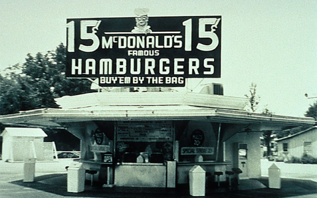 Fast Food Memories – Past, Present, Future