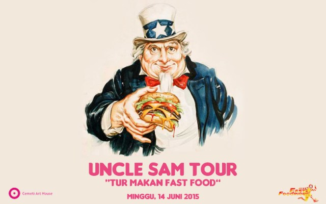Uncle Sam Tour – Tur Makan Fast Food