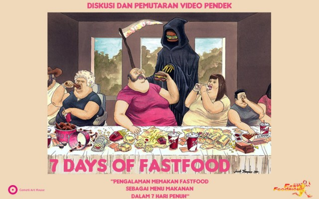 7 Days of Fast Food