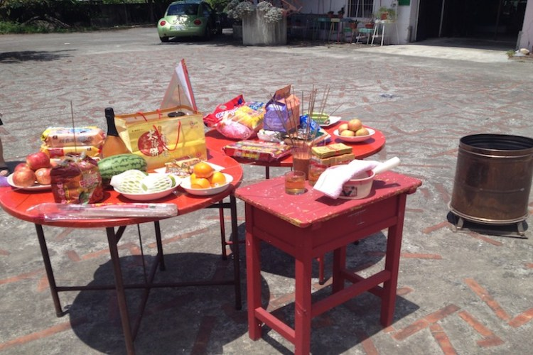 Sehari-hari di Zhuwei