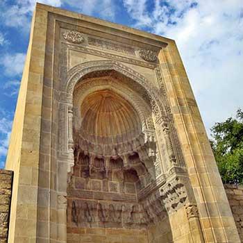 Shirvanshah's Palace / The Palace of the Shirvanshahs