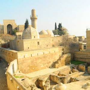 Shirvanshah's Palace / The Palace Of The Shirvanshahs