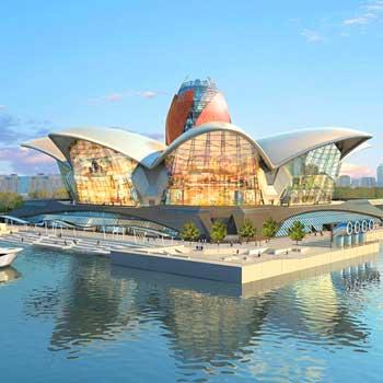 CaspianWaterfrontMall - Baku Entertainment Centre