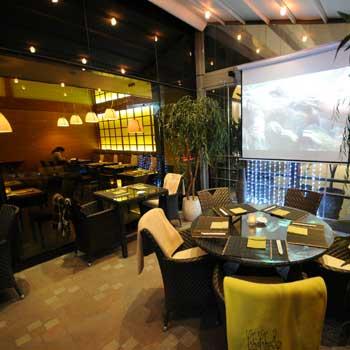 Cio Cio San Restaurant Baku