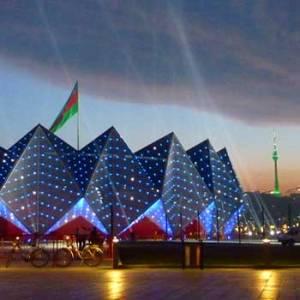 Baku Crystal Hall