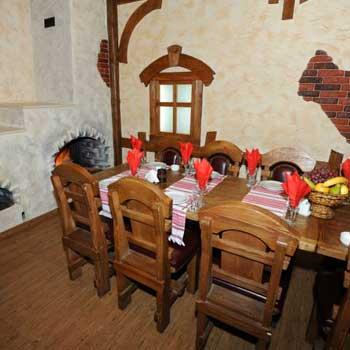 Dubrovka Restaurant Baku. Ресторан ДУБРОВКА в Баку