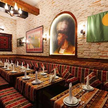 Shah Restaurant Baku