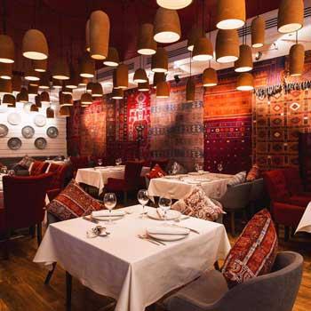 Sumakh restaurant Baku
