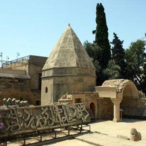 Seyid Yahya Bakuvi Mausoleum