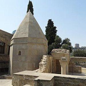 Seyid Yahya Bakuvi Mausoleum. Tomb Of Seyid Yahya Bakuvi, Baku