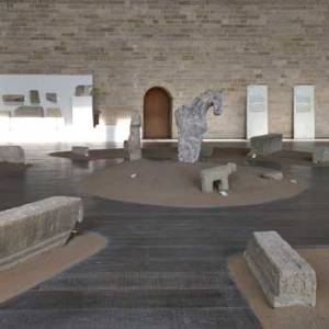 Stone Chronicle Museum In Baku, Azerbaijan