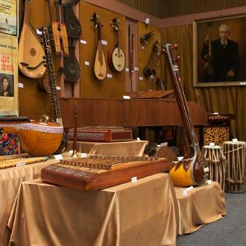 Museum Of Azerbaijan Musical Culture. Azerbaijan State Museum