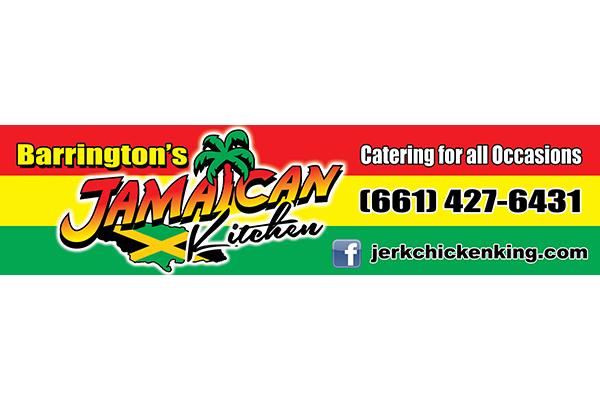 Barrington's Jamaican Kitchen