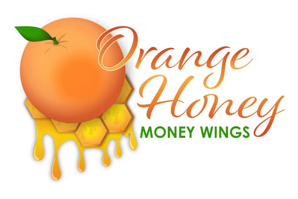Orange Honey Money Wings