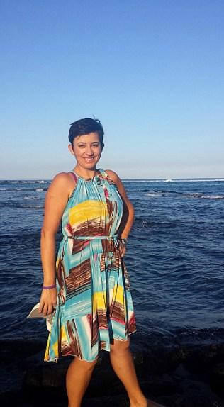 Last photo at Kahulu'u Beach Park