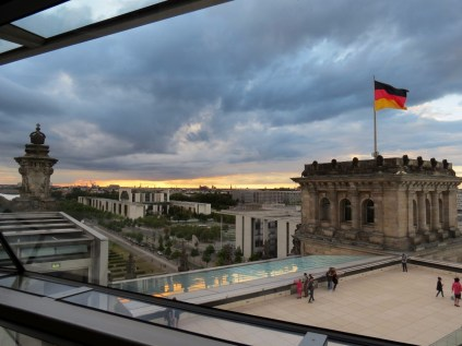 All the following photos are from the Dome of the Reichstag