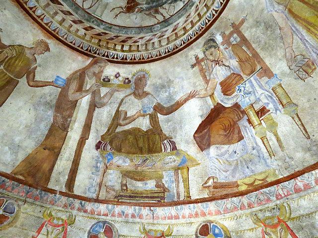 11.1410599571.fresco-at-kazanlak-tomb