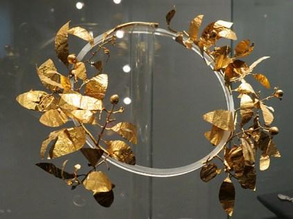 Wreath, 4th century BC