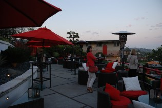 Terrace at Yamashiro