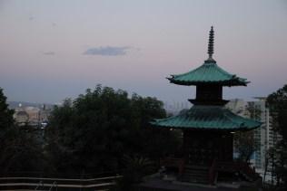 Pagoda at Yamashiro