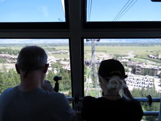 Jackson Hole Aerial Tramway