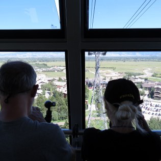 Jackson Hole Aerial Tramway