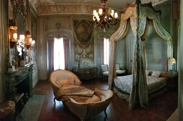 Espagnolette Bedroom - the most opulent