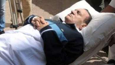 صورة وفاة الرئيس المصري الأسبق حسني مبارك