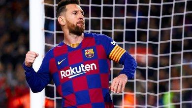 صورة ميسي يُحقق رقمًا قياسياً في دوري أبطال أوروبا