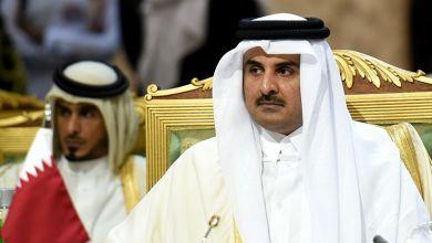 صورة أمير قطر يتوجه للسعودية لحضور قمة خليجية