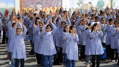 صورة الأونروا بغزة تعلن استئناف الدراسة الوجاهية للفصل الدراسي الثاني