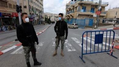 صورة ترجيحات بتمديد الإغلاق لأسبوعين جديدين في الضفة الغربية