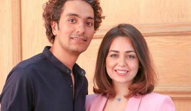 """صورة هبة مجدي تحتفل باستقبال طفلها الثاني """"موسى"""""""