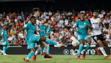 صورة ريال مدريد يقلب الطاولة على فالنسيا بعد 5 دقائق مجنونة