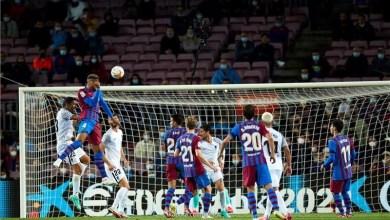 صورة برشلونة يتعادل بشق الأنفس أمام غرناطة